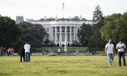 圖説:美國首都華盛頓白宮(資料圖片)