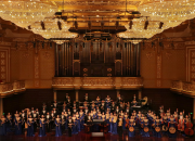 珠海民族管弦乐团合照